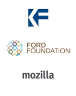 Knight Foundation, Ford Foundation, Mozilla